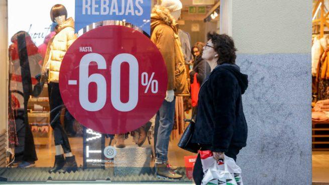 El sector textil se juega 3.000 millones de euros en las rebajas con una caída acumulada de casi el 50%