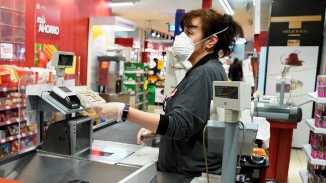 España test supermercados