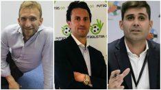 ¿Quién es quién en el escándalo de la AFE? Rivas, Juanjo Martínez, Aganzo…