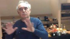 Twitter: La impactante receta de Ferran Adrià abriendo una lata de mejillones