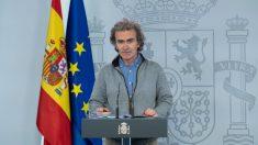 El director del Centro de Coordinación de Emergencias del Ministerio de Sanidad, Fernando Simón. Foto: EP