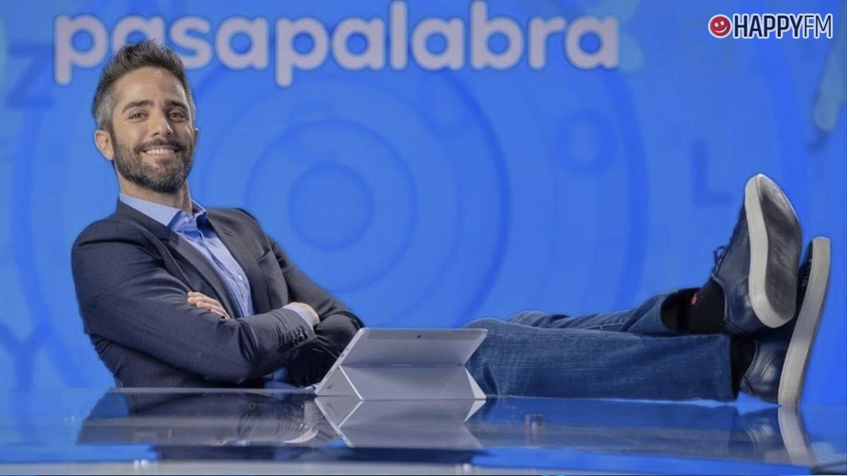 Roberto Leal en Pasapalabra