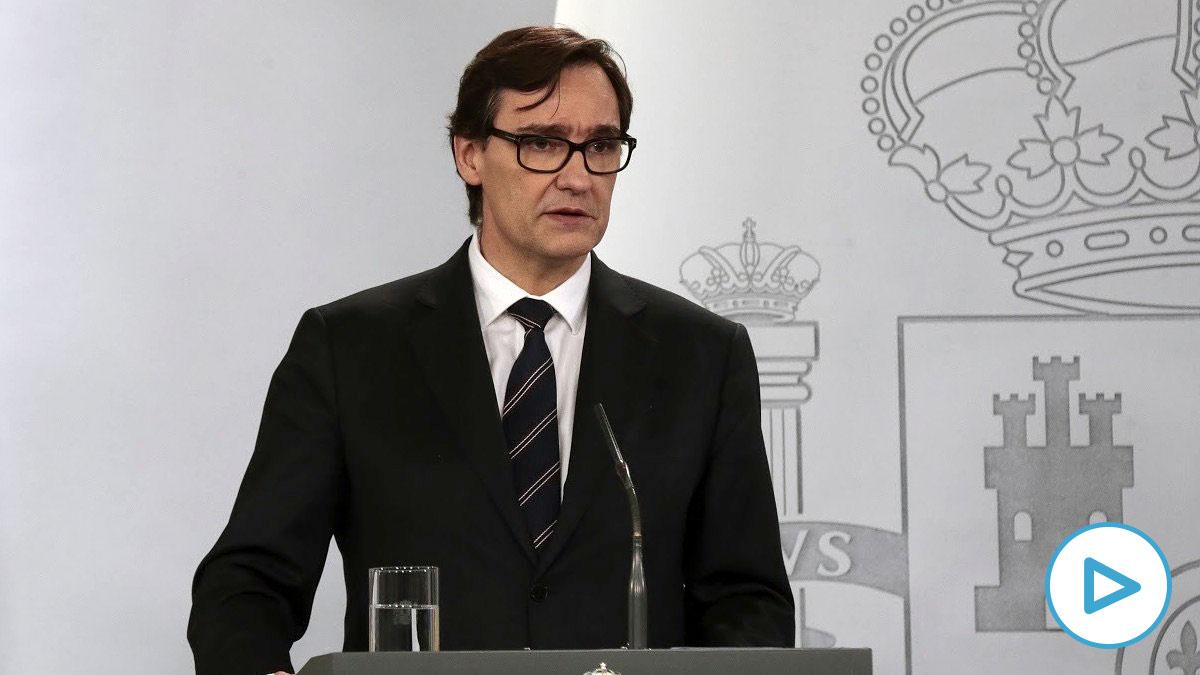 El ministro de Sanidad, Salvador Illa (Foto: Moncloa).