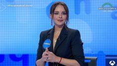 Twitter: Chenoa se convierte en la estrella de 'Pasapalabra' por sus disparatadas respuestas