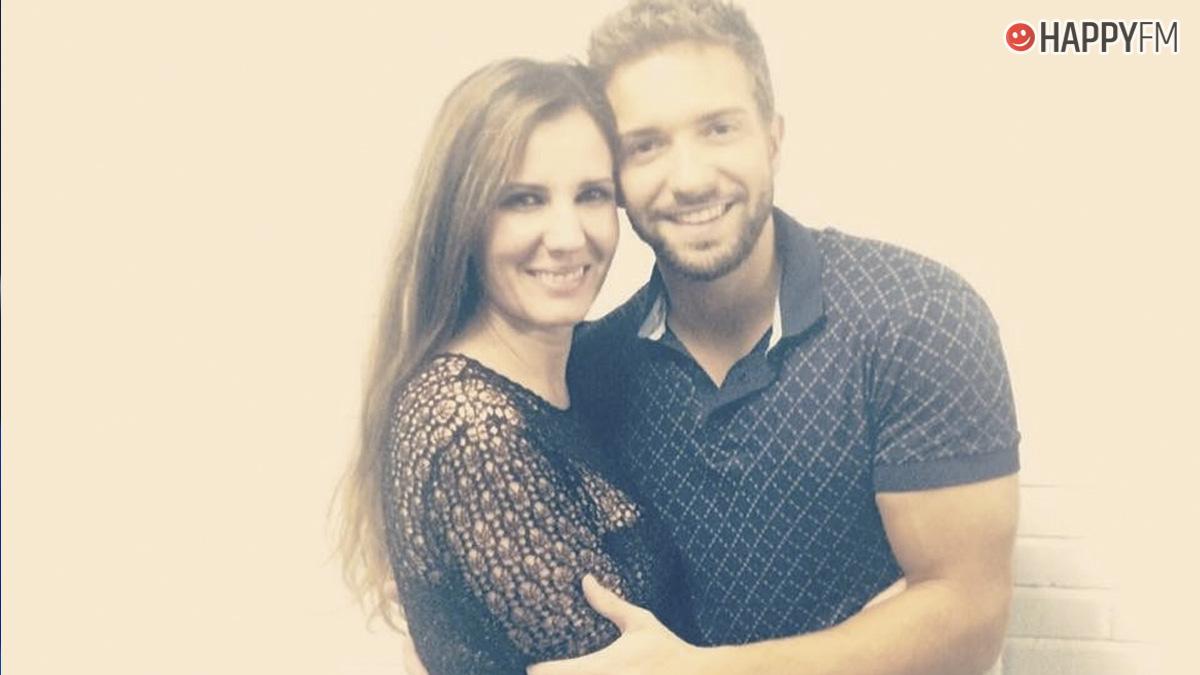 Diana Navarro y Pablo Alborán