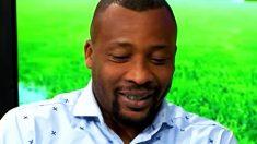 El ex futbolista Edwing Congo.