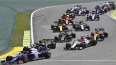 La parrilla de F1 sufrirá varios cambios en 2021. (AFP)