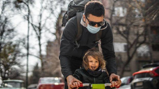 salir niños pandemia