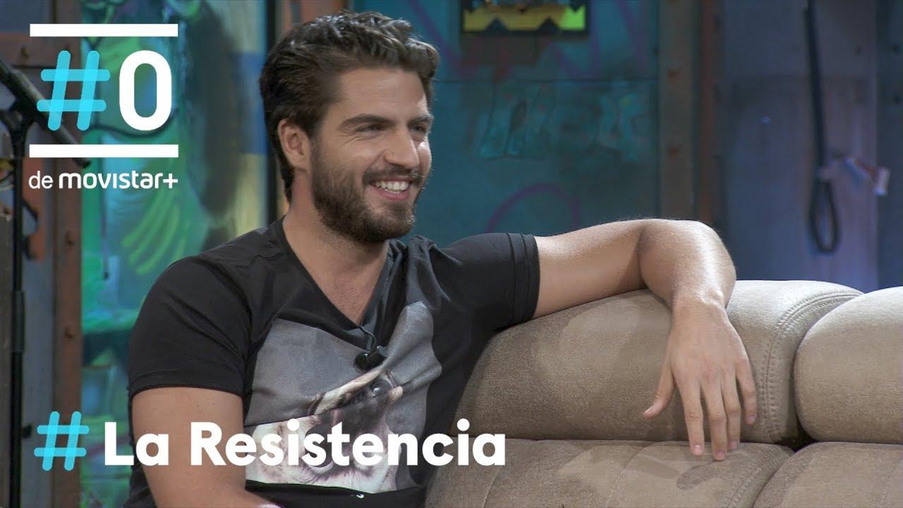 La Resistencia: David Broncano entrevista a Maxi Iglesias