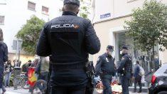 Policía Nacional. (E. Falcón).