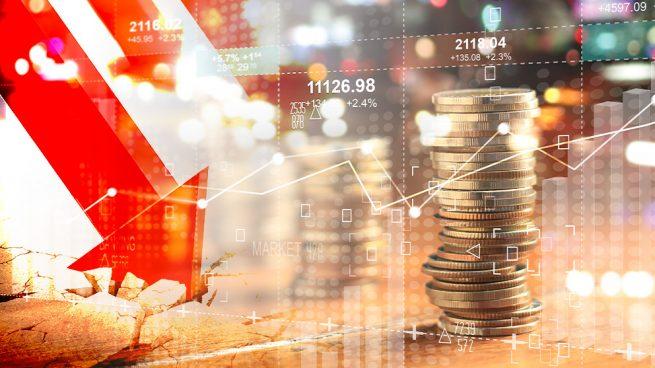 Las empresas del Ibex sufren pérdidas históricas de casi 16.000 millones en el primer semestre del año