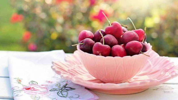 Los beneficios de la cereza