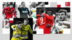La Bundesliga es la primera de las grandes ligas en volver.