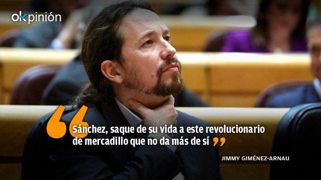 Pablo Iglesias, residuo nocivo