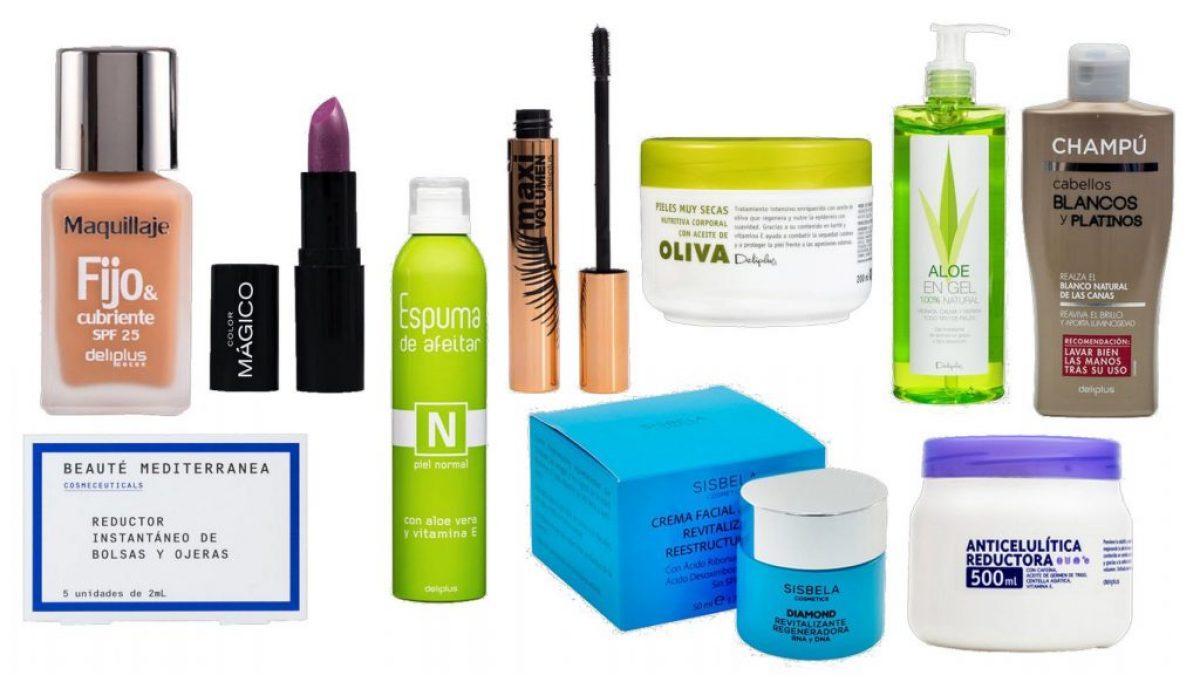 Mercadona cuenta con tres marcas propias de cosméticos