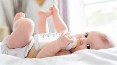 Los problemas que puede tener el bebé con el biberón