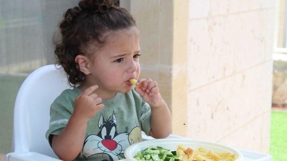 Remedios para que los niños coman más y bien en casa