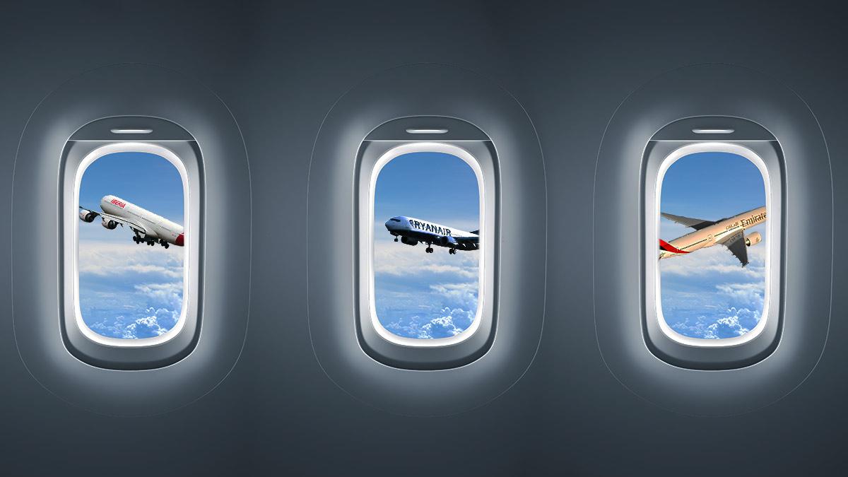 Ryanair culpa a las agencias de viajes del dinero de los billetes cancelados durante la pandemia del Covid que aún no ha devuelto.