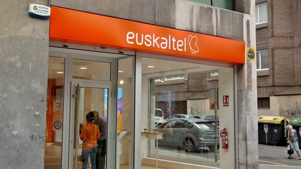 Establecimiento de Euskaltel