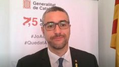 El conseller de Acción Exterior de la Generalitat, Bernat Solé. Foto: Europa Press