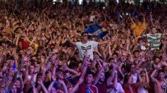 Imagen de la pasada edición del Festival de Benicasim