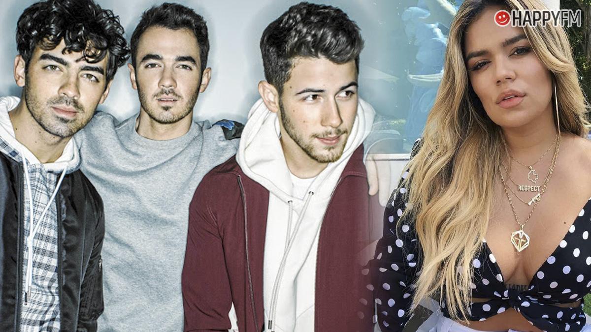 Jonas Brothers y Karol G