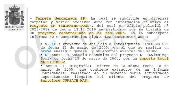 La Audiencia Nacional y Anticorrupción niegan que el dossier 'fake' de 'Público' figure  en el 'caso Villarejo'