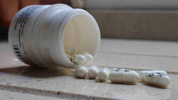 Pastillas contra el reuma