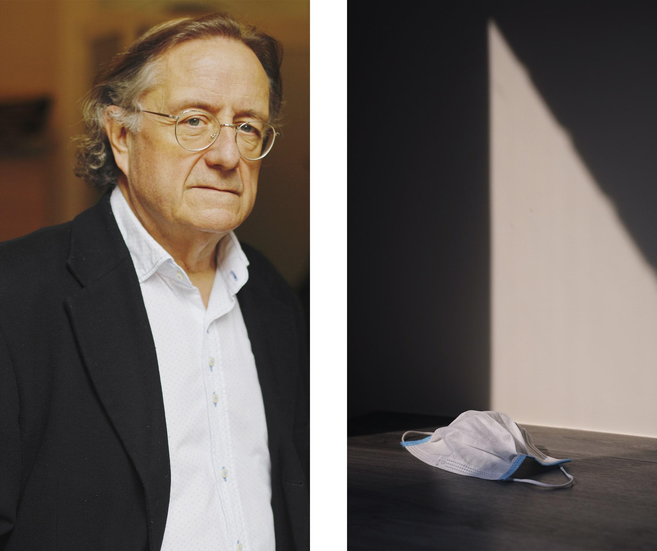 Josep Ramoneda sobre la pospandemia: «La vida es riesgo y tenemos que asumirlo»