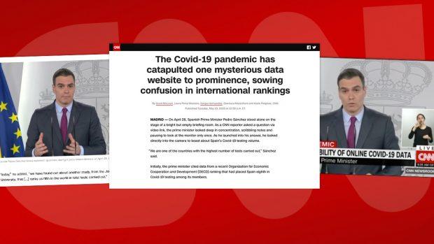 Coronavirus en España hoy, en directo: Última hora del número de muertos, contagiados y las fases de desescalada
