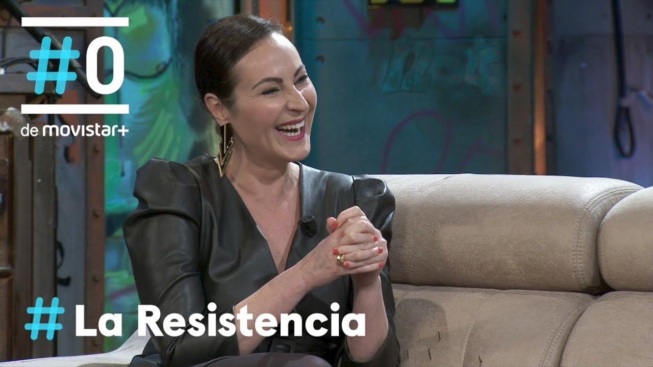 La Resistencia: David Broncano entrevista a Ana Milán