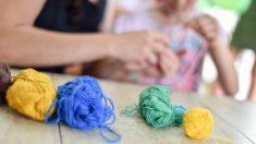 Distintas ideas creativas para hacer con lana con los niños