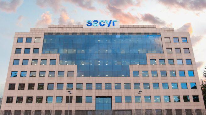 Sede de Sacyr, en Madrid.