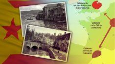 Los historiadores separatistas se inventan ahora que los catalanes fundaron Gran Bretaña y la Galia.