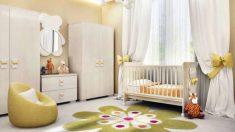 Algunas ideas que nos servirán para decorar el dormitorio de los niños