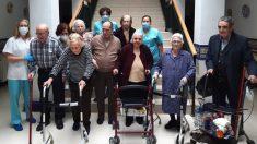 Residencia de ancianos en Extremadura. (Foto: EP)