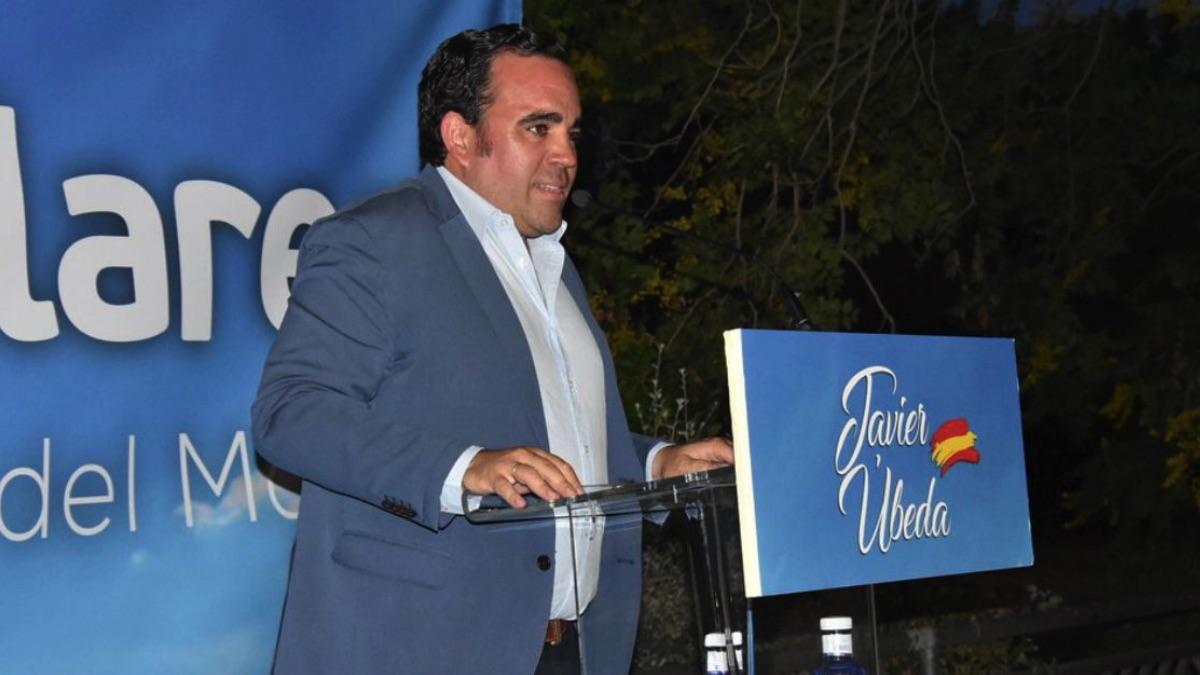Jabier Úbeda, alcalde de Boadilla. (Foto: PP)
