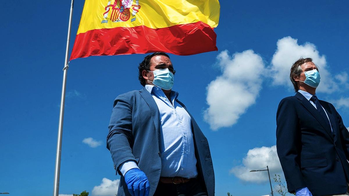 Javier Úbeda, alcalde de Boadilla. (Foto: PP)
