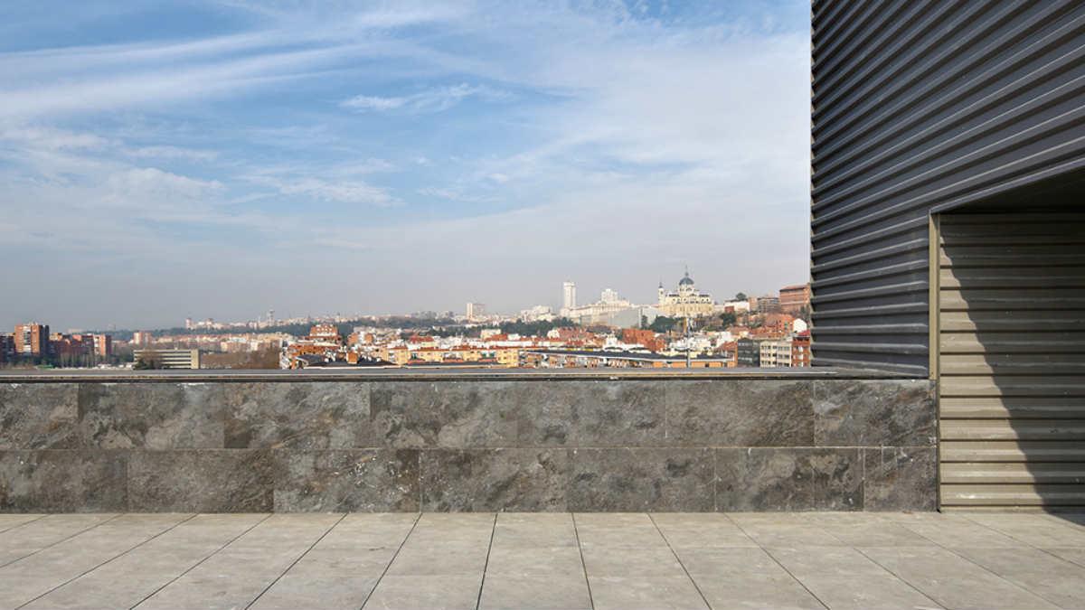 Edificio Madrid Río 55, donde se mudará BNP Paribas Personal Finance