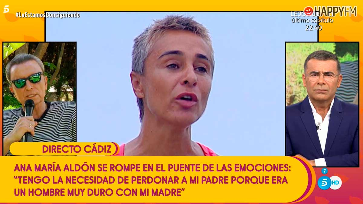 Sálvame: Ortega Cano no sabía que Ana María Aldón quiso «matar» a su padre