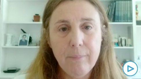 Ana Gómez, portavoz del PP de Alcorcón.