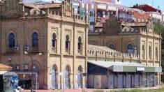Antigua estación de tren de Huelva