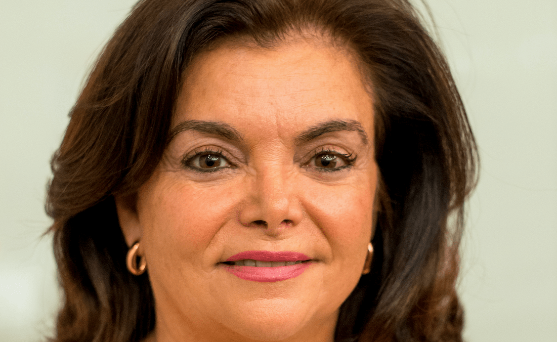 Carmen Peña, presidenta saliente de la Federación Internacional Farmacéutica @Cofares