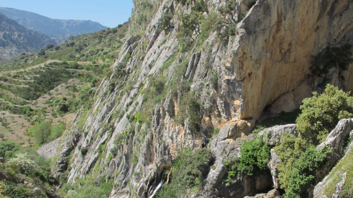 Parque natural en Andalucía