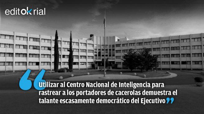 El Gobierno utiliza al CNI como si fuera su Gestapo