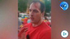 Alberto, el taxista de 34 años agredido en Moratalaz.
