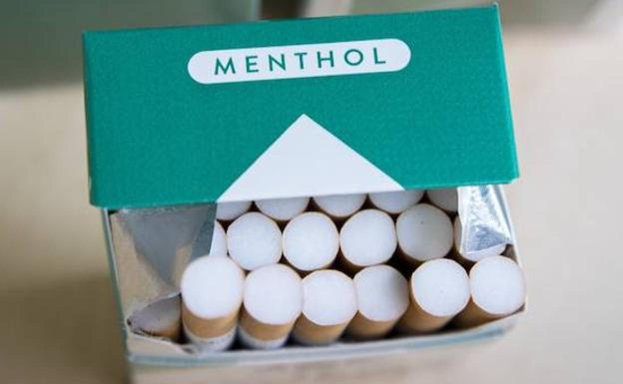 Tabaco mentolado