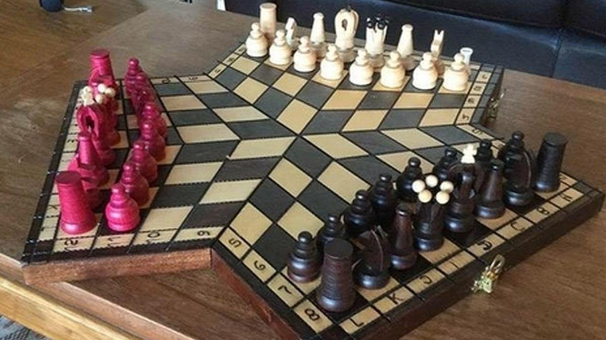 Ajedrez para tres jugadores
