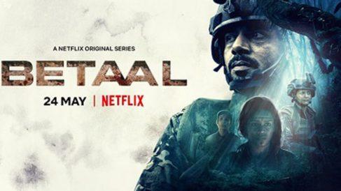'Betaal' serie de terror en Netflix