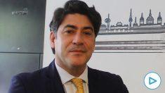 David Pérez: «Cuando veamos normal pactar con los amigos de ETA, algo grave nos habrá pasado».